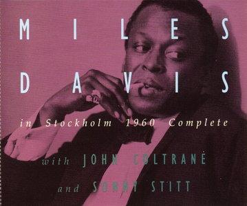 Miles Davis - In Stockholm 1960 Complete (1992) {4CD Set Dragon Records DRCD 228}