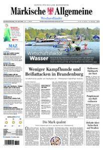 Märkische Allgemeine Westhavelländer - 07. April 2018