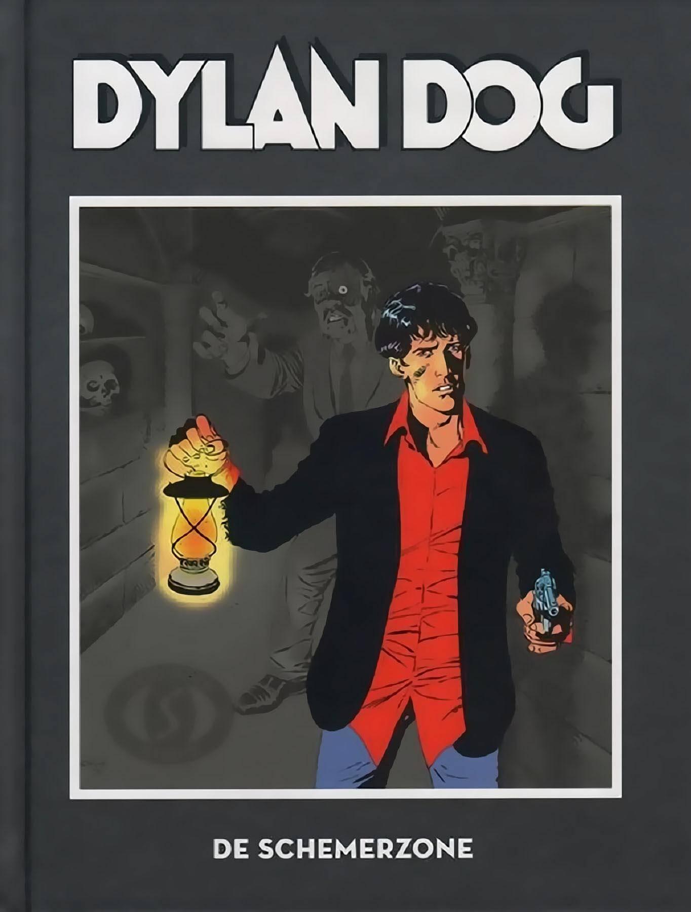 Dylan Dog - 07 - De Schemerzone cbr