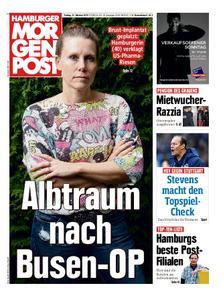 Hamburger Morgenpost – 25. Oktober 2019