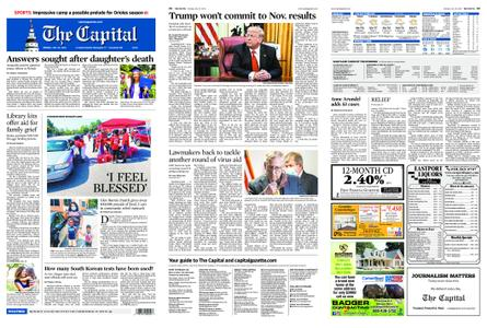 The Capital – July 20, 2020
