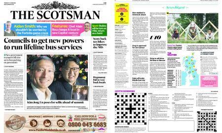 The Scotsman – June 12, 2018