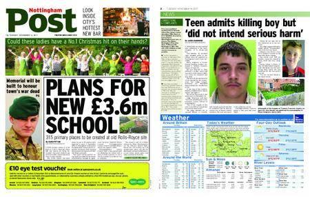Nottingham Post – November 14, 2017