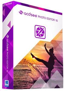 ACDSee Photo Editor 10.0 Build 52 (x64) Portable
