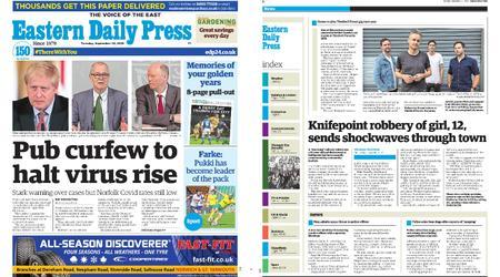 Eastern Daily Press – September 22, 2020
