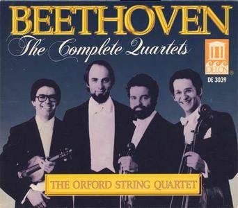 The Orford String Quartet - Beethoven: The Complete Quartets (1994)