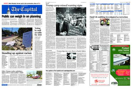 The Capital – June 22, 2020