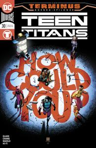 Teen Titans 030 2019 Digital Thornn