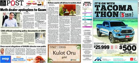 The Guam Daily Post – August 27, 2019
