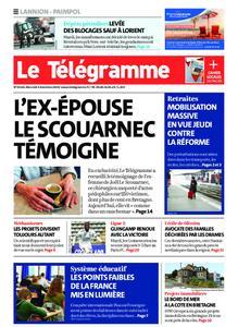 Le Télégramme Lannion - Paimpol – 04 décembre 2019