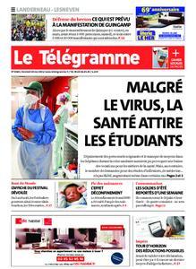 Le Télégramme Landerneau - Lesneven – 28 mai 2021