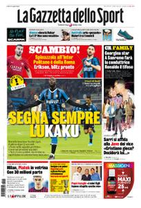 La Gazzetta dello Sport Roma – 15 gennaio 2020
