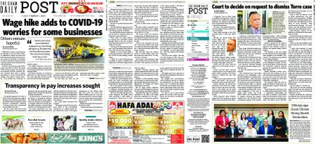 The Guam Daily Post – March 01, 2020