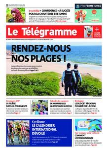 Le Télégramme Auray – 06 mai 2020