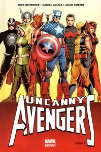 Uncanny Avengers T02 (REpost)