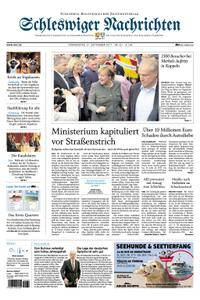 Schleswiger Nachrichten - 21. September 2017