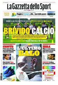 La Gazzetta dello Sport Roma – 28 maggio 2020