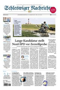 Schleswiger Nachrichten - 03. August 2019