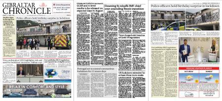 Gibraltar Chronicle – 17 April 2020