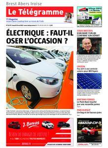 Le Télégramme Brest Abers Iroise – 18 mai 2019