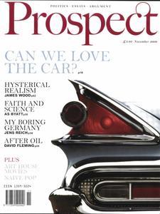 Prospect Magazine - November 2000