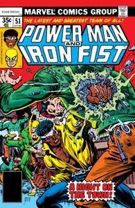 Bronze Age Baby -Power Man  Iron Fist 051 1978 Digital