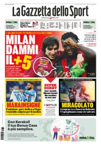 La Gazzetta dello Sport Roma – 30 novembre 2020