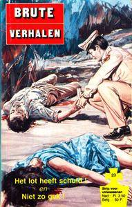 Brute Verhalen - 023 - Het Lot Heeft Schuld En Niet Zo Gek