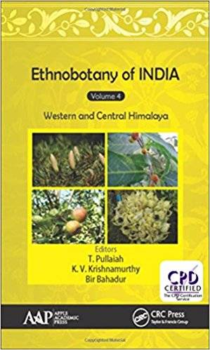 Ethnobotany of India, Volume 4: Western and Central Himalayas