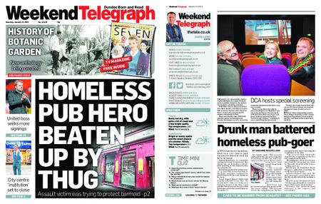 Evening Telegraph First Edition – January 12, 2019