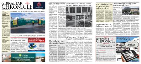 Gibraltar Chronicle – 24 March 2020