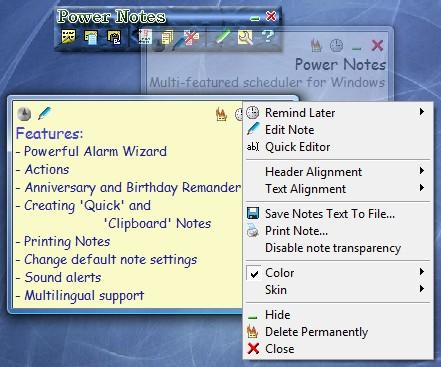 Power Notes 3.58.1.3900 Portable