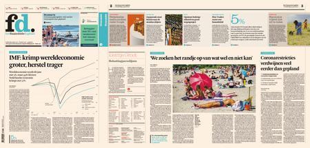 Het Financieele Dagblad – 25 juni 2020