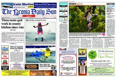 The Laconia Daily Sun – April 09, 2019