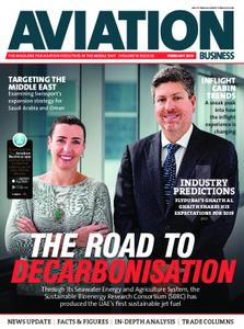 Aviation Business – February 2019