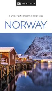 DK Eyewitness Travel Guide Norway (DK Eyewitness Travel Guide), 2019 Edition