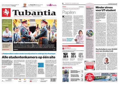 Tubantia - Enschede – 29 augustus 2019