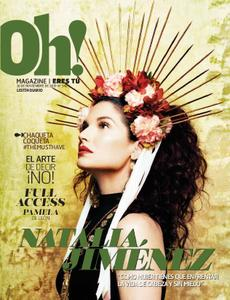 Oh! Magazine – 16 noviembre 2019