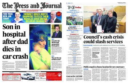 The Press and Journal Moray – November 17, 2017