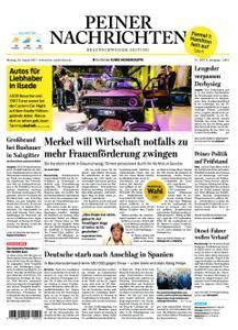 Peiner Nachrichten - 28. August 2017