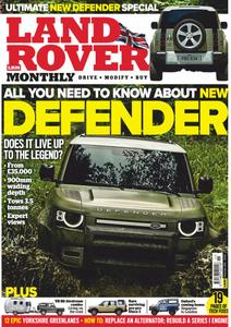Land Rover Monthly - November 2019