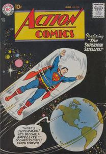 Action Comics 229 (DC) (Jun 1957) (c2c) (Superscan