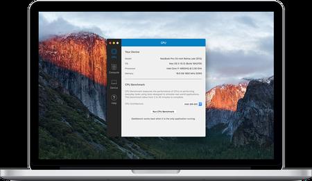 Geekbench 4.1.2 MacOSX