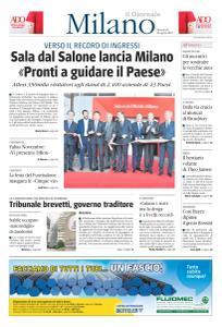 il Giornale Milano - 10 Aprile 2019