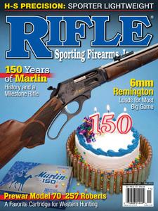 Rifle Magazine - November 2020