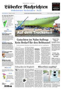 Lübecker Nachrichten Ostholstein Nord - 12. Juli 2019