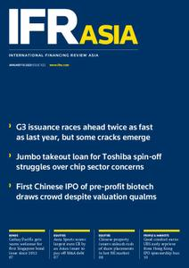IFR Asia – January 18, 2020