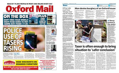 Oxford Mail – June 27, 2020