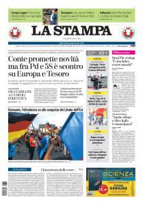 La Stampa Torino Provincia e Canavese - 30 Agosto 2019