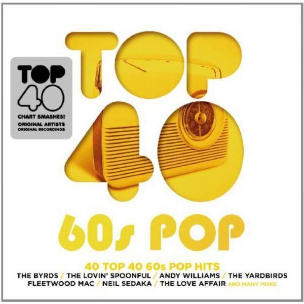 VA - Top 40: 60's Pop (2014)
